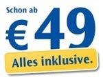 Condor Eintagsfliegen: Wieder viele Strecken für 49 Euro inkl. Steuern und Gebühren