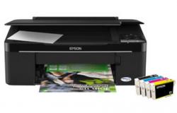 Epson Stylus SX125 Drucker mit Scanner / Kopierer für nur  39,00€ incl Versand