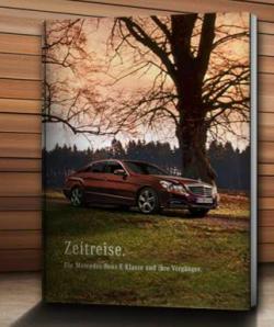 hochwertiges Buch von Mercedes Benz E-Klasse kostenlos bestellen