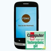 Huawei Ideos X3 für 99,95 € bei FONIC, ab 19. September!