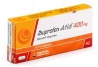 Ibuprofen Atid 400 Mg Filmtabl. für 3,15€ versandkostenfrei