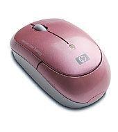 Kabellose Laser-Mini-Maus von HP in Rosa für nur 6,99 Euro