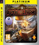 Motorstorm Apocalypse platinum PS3 UK-Version für 17 € incl. Versand