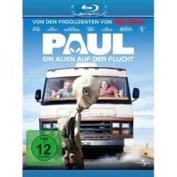 Nur heute bei Amazon: Paul – Ein Alien auf der Flucht [Blu-ray] für 8,97€ versandkostenfrei