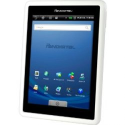 PanDigital 72-70FW 7-Inch Tablet Computer – White (Remanufactured) nur 62,77 inkl Versand