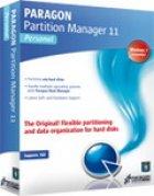 Paragon Partition Manager 11 Special Edition (English Version) kostenlos
