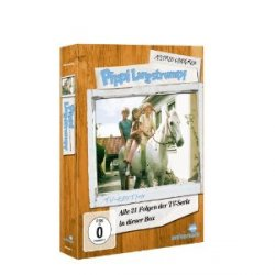 Pippi Langstrumpf – Serien-Box 19,99€ bei amazon