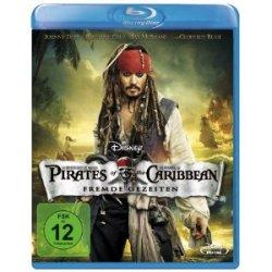 Pirates of the Caribbean – Fremde Gezeiten [Blu-ray] nur 13 € bei Amazon (versandkostenfrei)