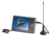 """Portally-TV 3,5"""" DVB-T-Fernseher mit MP3-Player für 29,90€"""