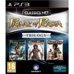 Prince Of Persia Trilogy HD für PS3 für 11,49 € (inkl. Versand) bei play.com