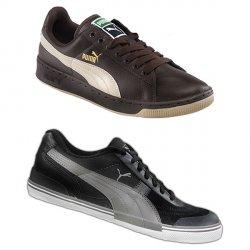 PUMA Sneaker in braun oder schwarz für nur 24,99€ inkl. Versand