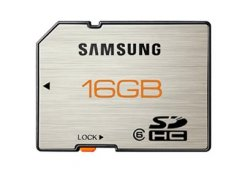 SAMSUNG 16GB SDHC Karte Class 6 nur 17,90 € inkl. Versand