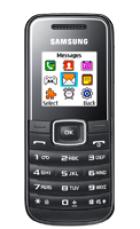 Samsung E1050 gratis + 55€ Guthaben (Prepaid)