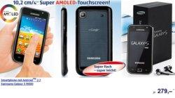 Samsung Galaxy S I9000 für nur 279 Euro bei Aldi-Süd