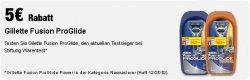 """verschiedene Coupons (u.a. aus """"Deutschland testet"""") – bspw. Head-and-Sholders 0,50 € günstiger"""