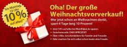 10% auf alles bei MeinPaket.de