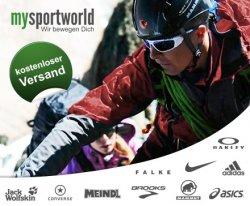 19 Euro statt 50 Euro für Top Sportmarken wie Asics,adidas,Jack Wolfskin,Nike uvm.