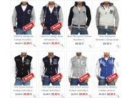 25 % + ab 50 € nochmal 10 % auf alle College Jacken bei Yancor BIS MONTAG