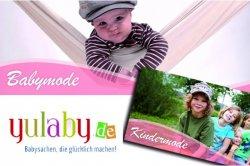 40€ Gutschein von yulaby.de für 19,90€ bei gripdeal.de