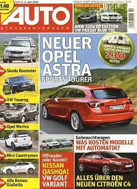 AUTO Strassenverkehr-Abo für nur 2,50 Euro für 1 Jahr!!