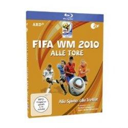 @Amazon: FIFA WM 2010 – Alle Tore der WM2010 auf Blu-ray für nur 4,99 €