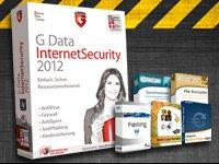 Bei PEARL: G Data Internet Security 2012 PC-Vollversionen statt statt 84,88 € für nur 4,90 € Versandkosten