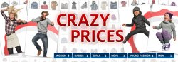 "C&A ""Crazy Prices"" – Aktion: Jeans ab 9 €"