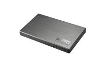 """CnMemory Zinc 3.0 externe 2,5"""" Festplatten silber 1000GB, USB 3.0 für 69 Euro bei Saturn"""