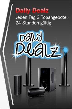 Daily Dealz bei Teufel. Sonderangebote für 24 Stunden