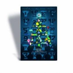 DVD Adventskalender 2011 mit 24 DVDs aus den Universal Studios für 71,99 Euro inkl. Versand