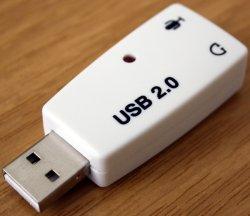 ELRO AV3847 Mini USB-Soundkarte – nur 2,39€ inkl. Versandkosten!!!