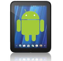 [ENDLICH DA] Android für HP Touchpad als DUALBOOT-Option