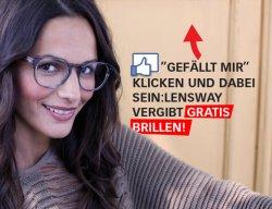 facebook-Aktion – 2000 Brillen werden komplett kostenlos verschenkt!