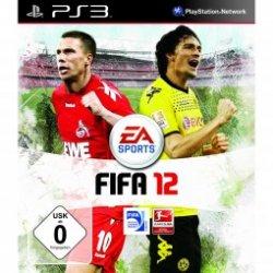 FIFA 12 für die PS3 für 34,90 inkl. Versand!