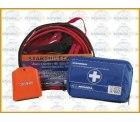 Für den Winter:Auto-Set (Starthilfekabel , Verbandtasche u. Eiskratzer) nur 5,95 Euro bei KFZ-Teile24.