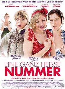 """Gratis-Kino: """"Eine ganz heiße Nummer"""" – jetzt 2 Tickets für die Preview in 7 Städten sichern!"""