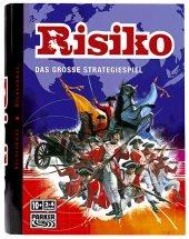 Günstige Spiele bei Weltbild: Risiko 9,99€, Goldene Stadt 4,99€, Mister X nur 5,99€