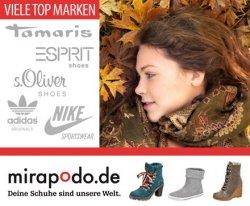 Gutschein für 9 Euro statt 25 Euro für über 350 Schuhmarken wieTamaris,Esprit,Buffalo,Nike,Adidas!