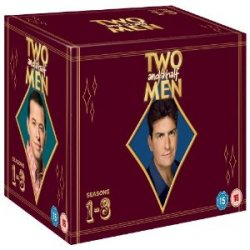 @zavvi: Two and a Half Men – Seasons 1-8 für nur 49,95€, Sprache: Englisch