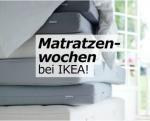 IKEA Matratzen-Wochen: beim Kauf von 2 Matratzen gibts die 2. für die hälfte