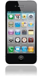 iPhone 4 16 GB + Base Internet Flat für 30 € monatlich