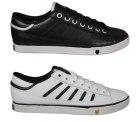 K-SWISS Sneaker Court PC schwarz oder weiß für 29,99€