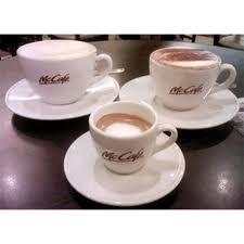 Kostenlos Cappuccino, Latte Macchiato oder Muffin bei McCafe