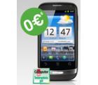 KRACHER: Internet Flat für 9,95€ / Monat + Huawei Ideos X3 kostenlos!