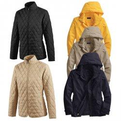 LANDS' END: Damen Dory oder Windbreaker Jacke in verschiedenen Farben inkl. Versand 19,99€