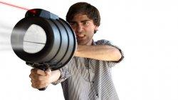 Laser Airzooka – das ungefährliche Luftgewehr für nur 18,80 €