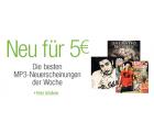 Neuerscheinungen der Woche als MP3 Download für 5 Euro
