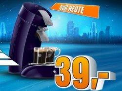 PHILIPS SENSEO HD7810/40 blueberry für nur 39€ bei Saturn online