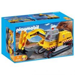 Playmobil Kettenbaggerlader (Modellnummer: 4039) für 19,99€ versandfrei