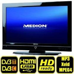 """Preisfehler: 32″ LCD-TV """"Medion MD 30587″ für nur 14,28€ inkl. Versand"""